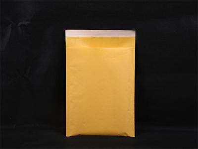 金黄色牛皮纸气泡袋