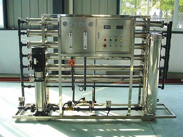 反渗透精细过滤水处理设备 瓶装纯净水生产制取设备 欢迎定制