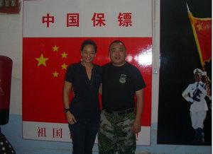 上海專業女保鏢、上海女保鏢公司、保鏢服務、高端保鏢神英特衛
