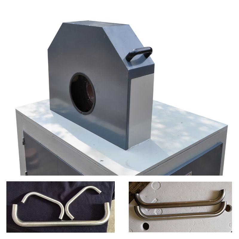 彎管拋光機全自動去毛刺不銹鋼拋光機可達鏡面效果