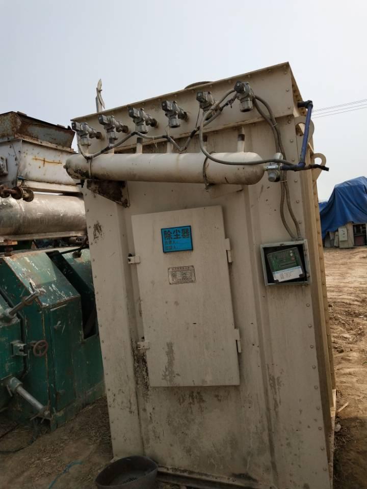 二手110平方脉冲除尘器 梁山良营二手设备,专业的二手除尘器供应商