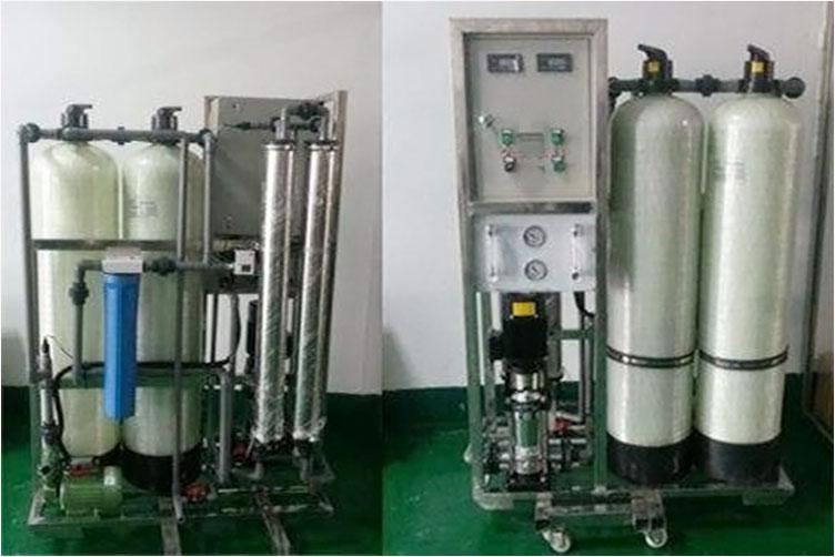 体积占地少的反渗透过滤水设备 净化水处理系统 价格优惠