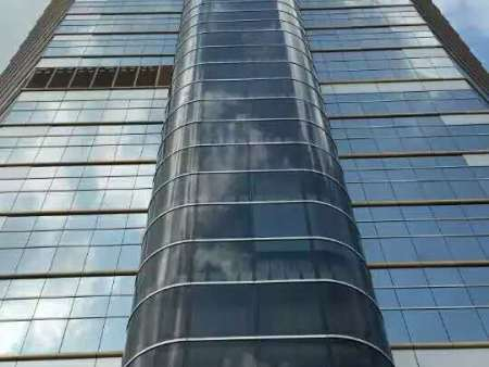 专业幕墙玻璃结构胶翻新工程