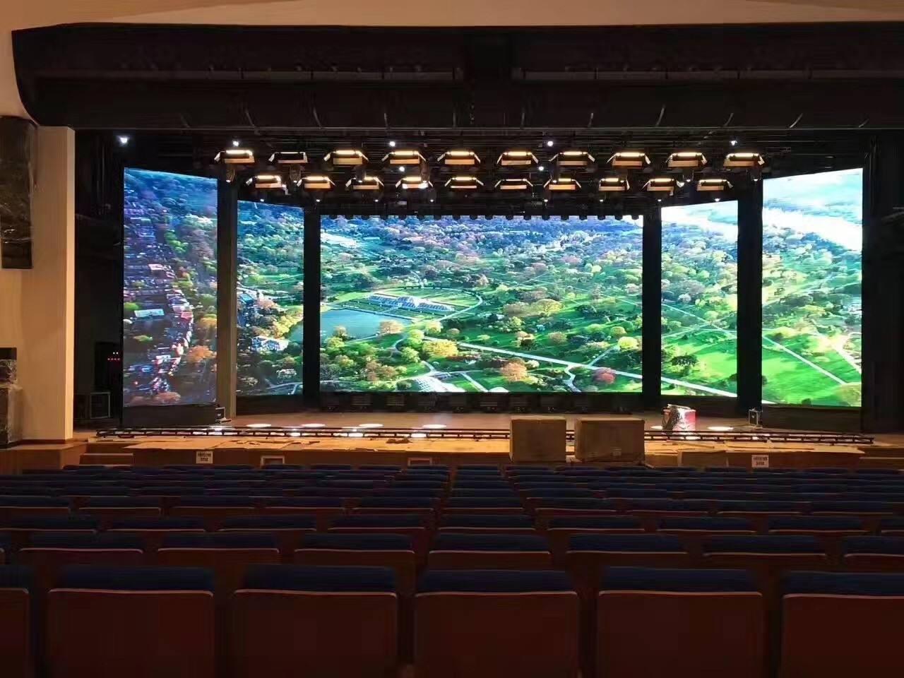 佛山强力巨彩-全彩led显示屏,LED显示屏厂家,会议室大屏