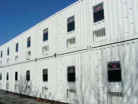 工地组合箱式房厂家