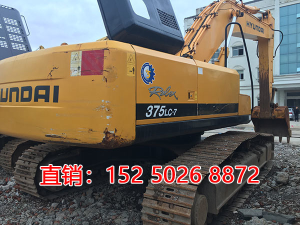 二手现代335-7挖掘机|报价|价格|出售|转让|买卖
