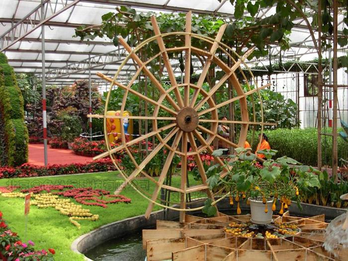 生态餐厅设计|潍坊哪里有提供生态餐厅建造