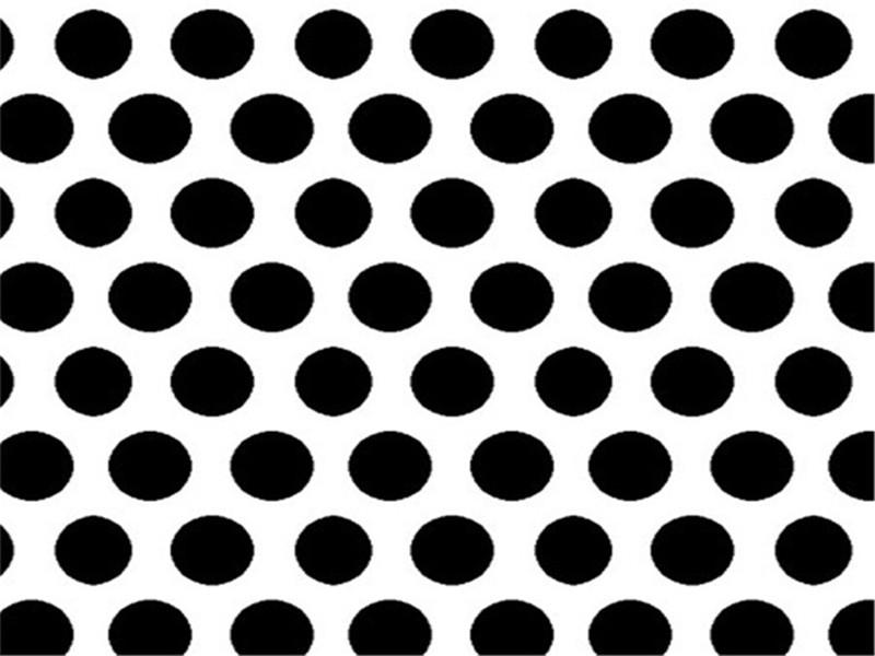 冲孔板不锈钢圆孔网--安平县万诺丝网
