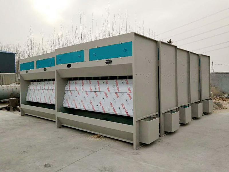 宏泽环保供应价位合理的环保无泵水幕-安徽环保无泵水幕