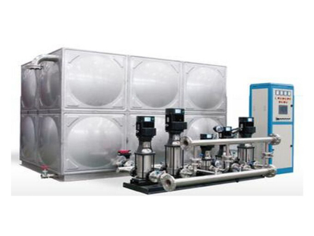 庆阳供水设备价格-甘肃昌运节能高性价供水设备出售