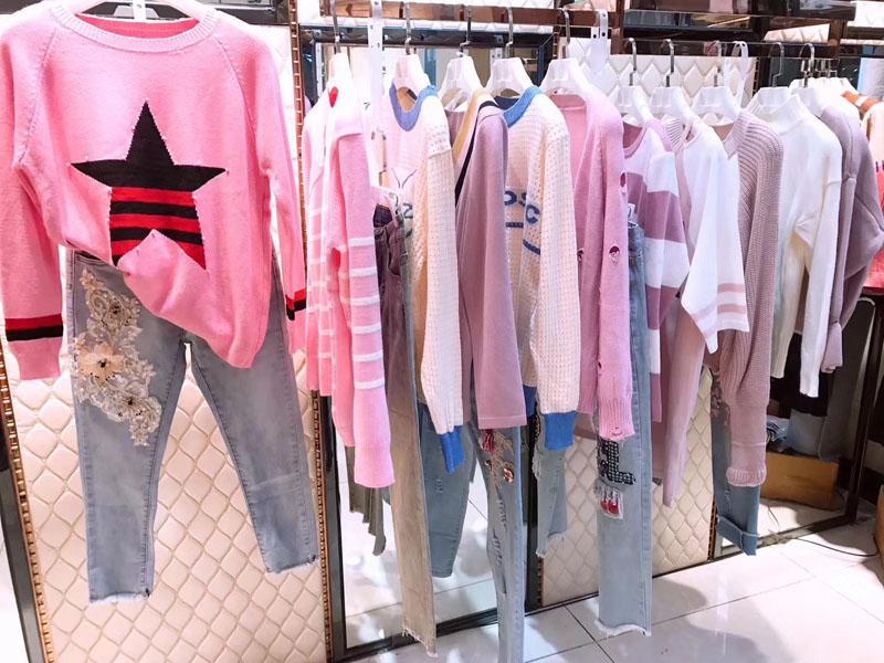 廣東名聲好的淘寶天貓蘑菇街網紅新款毛衣廠商推薦|淘寶天貓直播進貨渠道