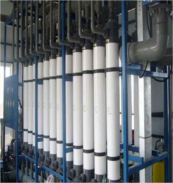 大型治污水处理系统免费提供方案定制超滤水处理设备中水回用设备