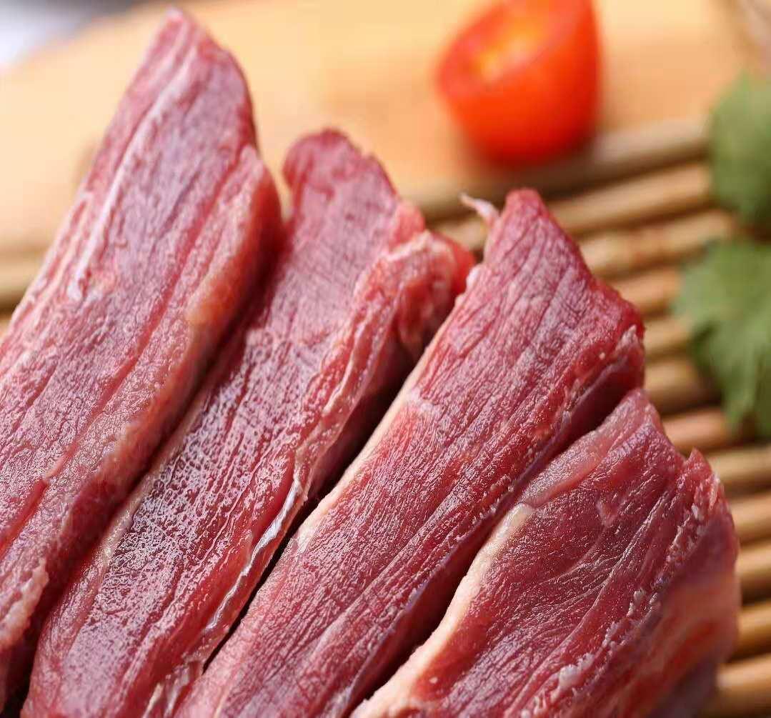 中卫实惠的青藏高原耗牛肉批发-广东牛羊肉价格
