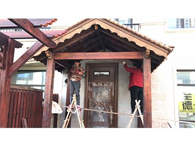 经典门楼厂家推广-供应天津市价格超值的经典门楼