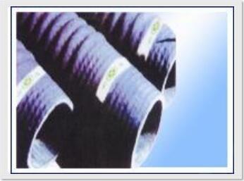 耐酸碱钢丝胶管