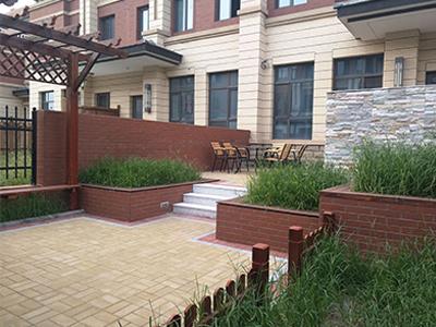 雨花石小路-天津市优良的经典石材路面供应出售