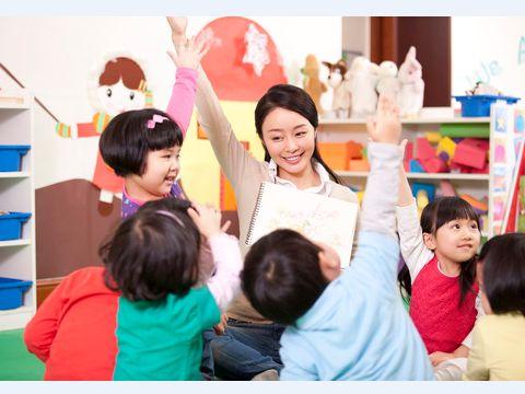 国际幼教加盟