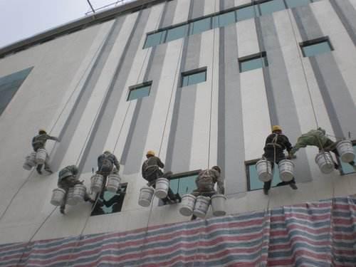 西安外墙粉刷-外墙粉刷哪家技术好