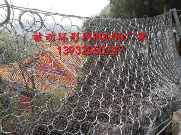 RXI-100环形被动柔性防护网 13932850207