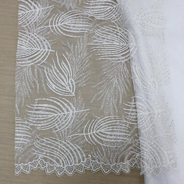 紹興網布刺繡匹花-東莞匹花專業供應