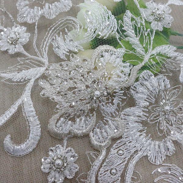 绍兴贴布刺绣匹花_具有价值的匹花供应商当属卓思服饰