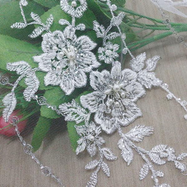 绍兴平绣刺绣匹花-性价比高的匹花直销供应