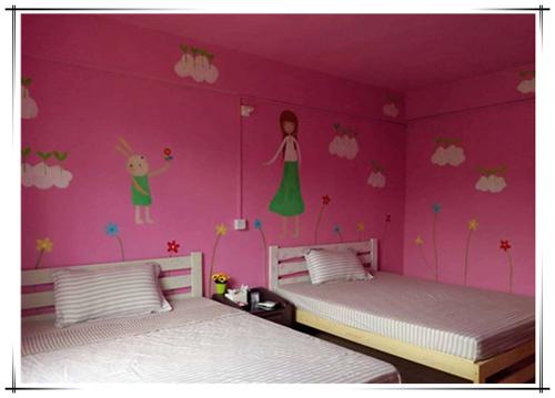 文化墙彩绘价格-哪里有实惠的广西墙绘