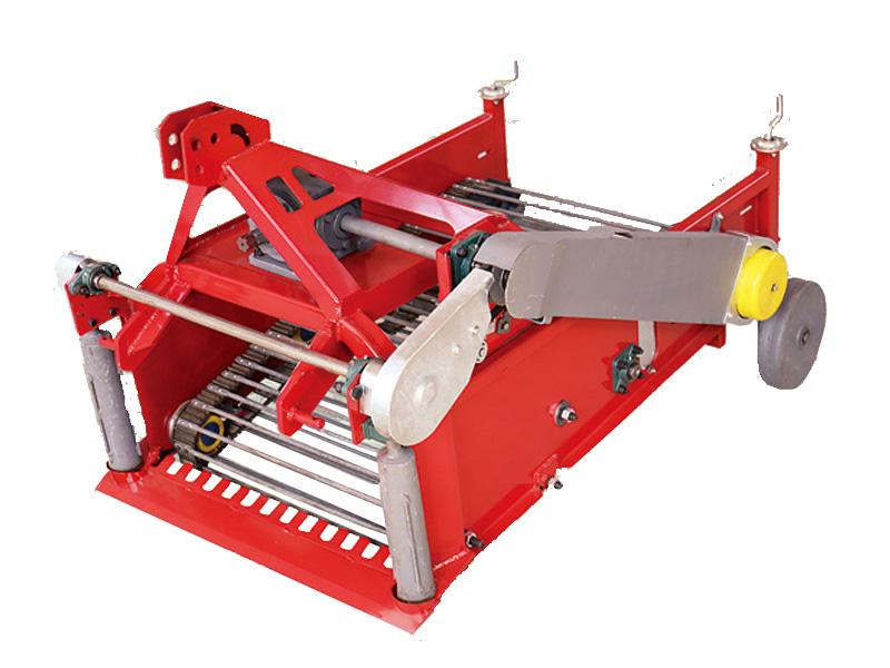 选购好用的药材收获机就选鸿友农业机械-药材收获机厂家