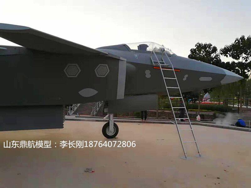 大歼20飞机模型哪里定制,济南航宇出售海陆空模型