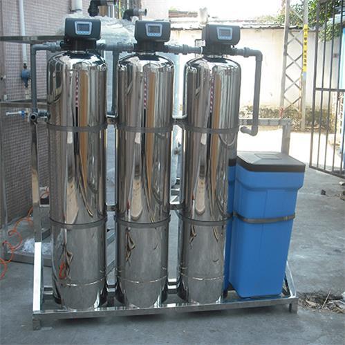 全自动在线控制软化水处理器 家庭工业通用的软水机 价格优惠