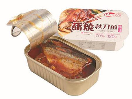 海鲜罐头可信赖,销量好的海鲜罐头出售