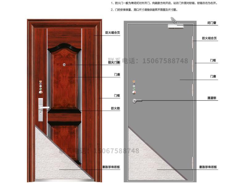 山东钢质防火窗-要买好用的钢质防火门窗就到君安消防器材