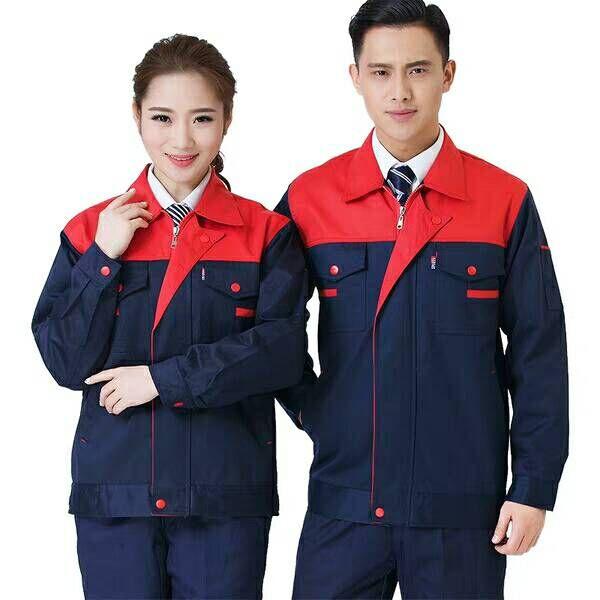 洛陽職業裝定制-價格優惠的工裝-洛陽服裝廠