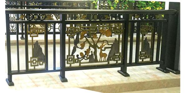 铝艺栏杆价格-提供专业的喷涂加工