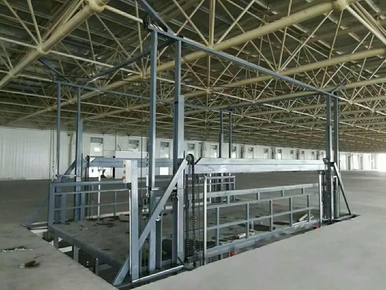 液压升降平台-裕冠机械性价比高的升降货梯出售
