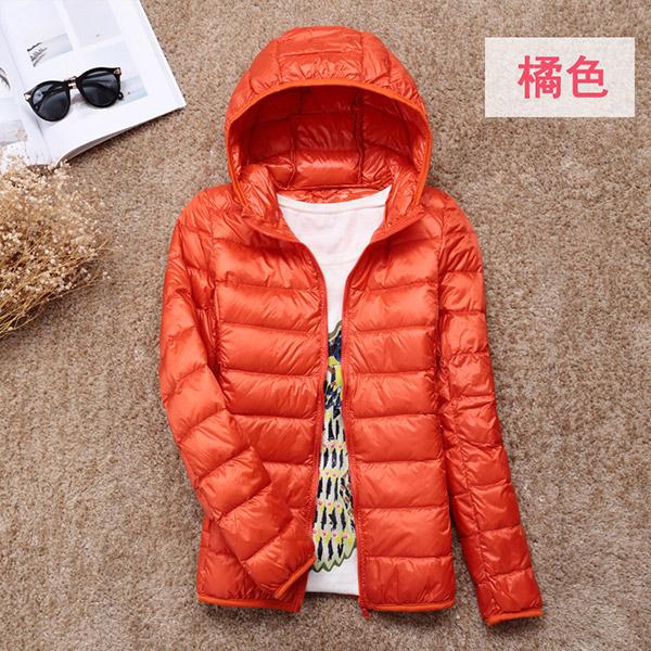 销量好的女款超薄羽绒服推荐 北京女款超薄羽绒服定制加工
