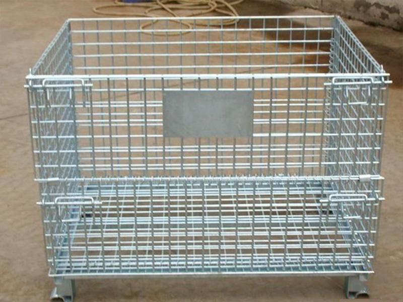 江苏蝴蝶笼定制-质量好的仓储笼在哪能买到