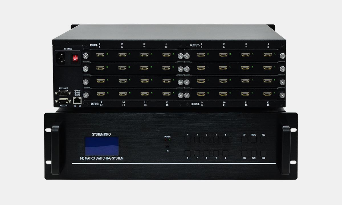 深圳哪家16进16出HDMI矩阵供应商好,抛售16进16出HDMI矩阵