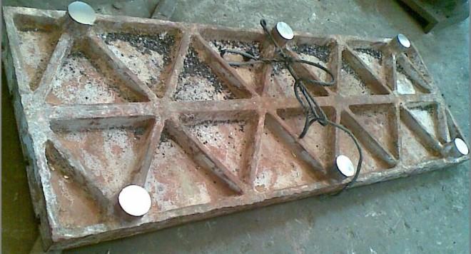 珠海鑄造,中山鑄造,工作平台