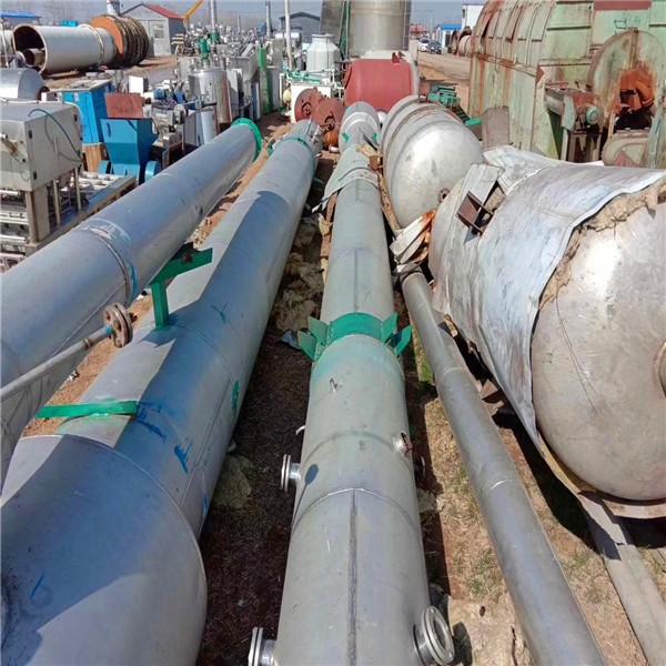 优质二手蒸发器供应商推荐|不锈钢冷凝器二手价格