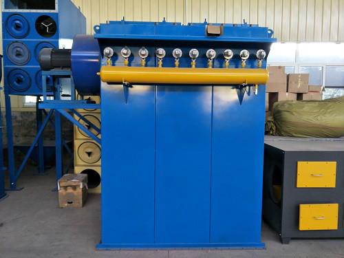 河北單機袋式除塵設備-滄州哪里有賣好用的單機除塵器