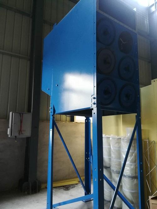 天津单机滤筒除尘器-云洋环保供应价位合理的滤筒除尘器