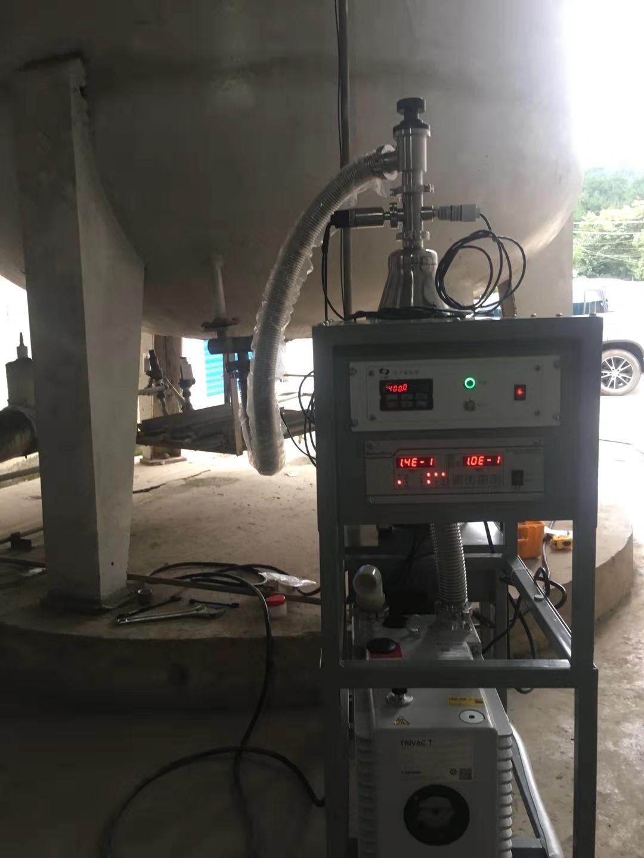 TSFB-600LNG储罐抽真空设备