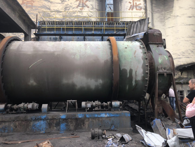 二手污泥烘干机-山东报价合理的二手滚筒干燥机