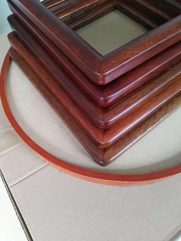 黑龍江非洲紅木畫框-濰坊實惠的非洲紅木畫框哪里可以買到