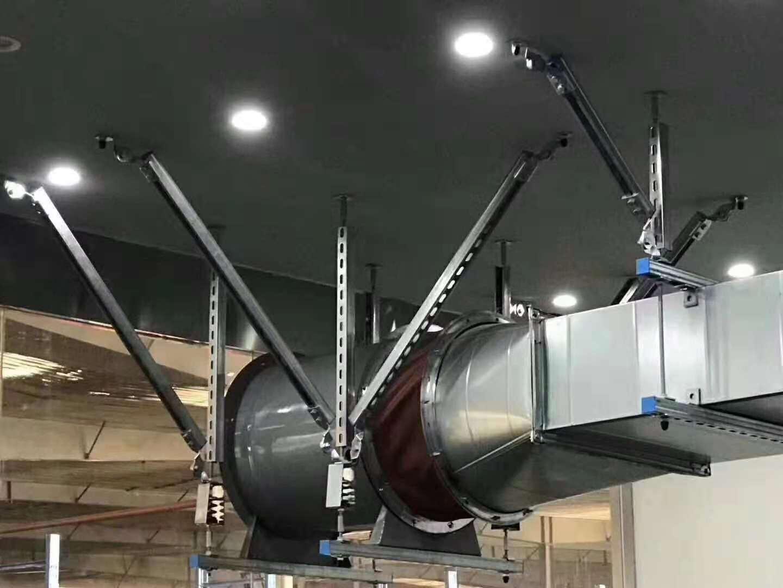 抗震支架廠家_買抗震支架請來圣優特電力科技