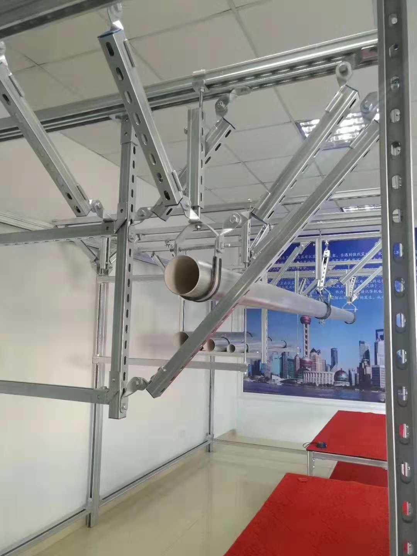 河南抗震防震管廊支架