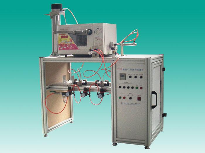 吸尘器软管扭曲试验机