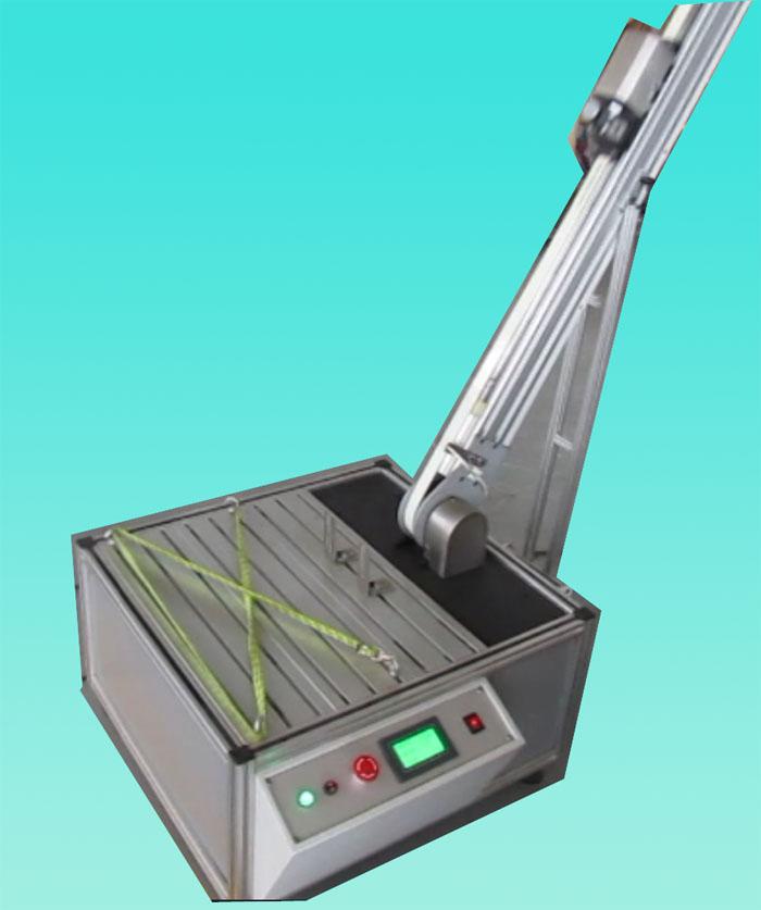 吸尘器软管耐磨损试验机