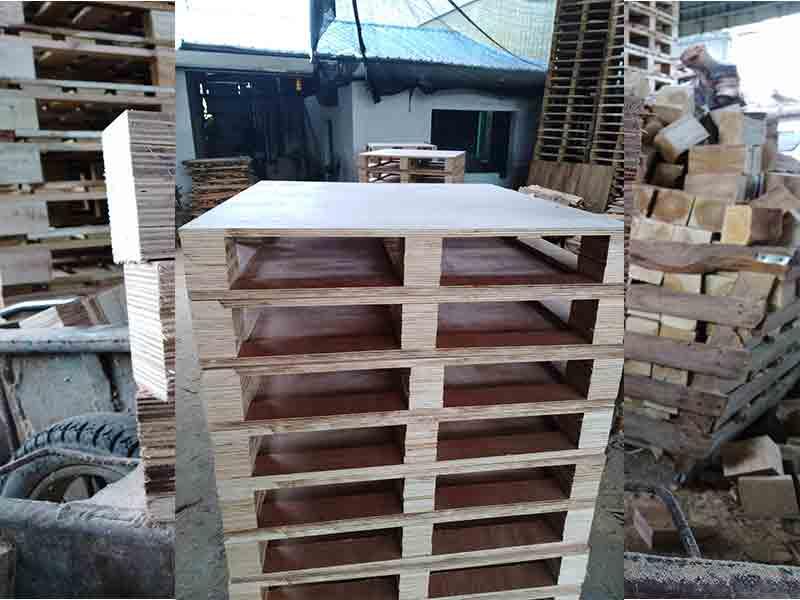 木栈板哪家好-想要购买高质量的货物实木托盘找哪家